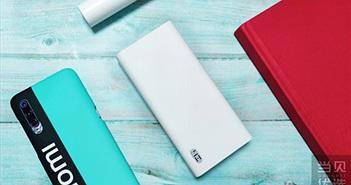 Xiaomi ra mắt sạc dự phòng ZMI 20000mAh: sạc nhanh 2 chiều 18W, giá 21 USD