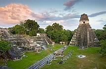 Thứ lạ lùng trong thành cổ Maya: Như xuyên không từ thời hiện đại