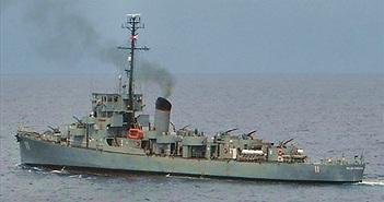 Hải quân Philippines quyết giữ tàu chiến cổ nhất Đông Nam Á