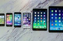 Loạt máy iPhone, iPad, iPod đời cũ được hỗ trợ nâng cấp lên iOS 9?