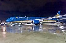 Vietnam Airlines sắp trang bị wifi trên máy bay