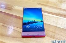 Mở hộp smartphone viền màn hình siêu mỏng