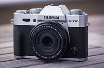 Ra mắt Fujifilm X-T10 - đối thủ của Sony α6000