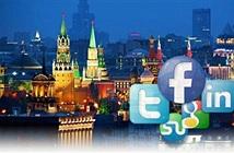 Nga cảnh báo Google, Facebook và Twitter nếu không hợp tác