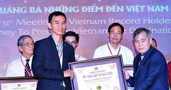 "TV OLED 4K mới của LG nhận kỷ lục ""TV OLED 4K đầu tiên tại Việt Nam"""