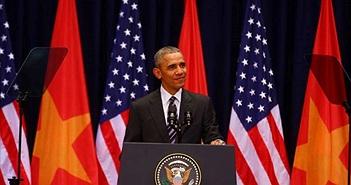 """Tổng thống Obama: """"Sông núi nước Nam vua Nam ở/ Rành rành định phận ở sách Trời"""""""