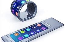 Điện thoại uốn cong sẽ xuất hiện trong năm nay