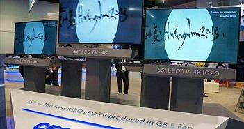 Trung Quốc đang đuổi theo Hàn Quốc trên thị trường tấm nền LCD cỡ lớn