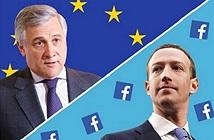 CEO Facebook bị xoay như chong chóng tại phiên điều trần ở châu Âu