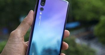 Huawei P20 Pro: Dáng vẻ kiêu sa, hiệu năng hàng khủng