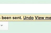 Thu hồi email đã gửi từ Gmail