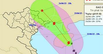 FPT Telecom chuẩn bị đối phó với bão Kujira