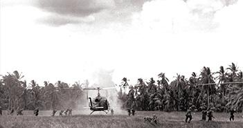 Giải mã căn cứ trực thăng trên cây của Mỹ ở VN