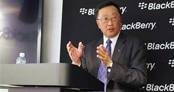 """CEO John Chen """"khoe"""" doanh thu phấn khởi từ mảng giải pháp phần mềm"""