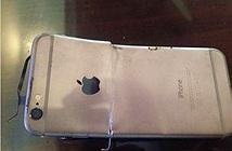 Thoát chết khi iPhone 6 phát nổ