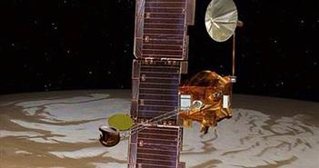 Tàu vũ trụ Mars Odyssey bay quanh sao Hỏa 60.000 vòng