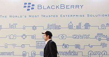 BlackBerry Q1/2016: lỗ thuần 670 triệu đô la Mỹ, kinh doanh tốt hơn dự kiến, giá trị công ty tăng