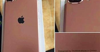iPhone 7 chưa bán ra tại Mỹ, hàng nhái đã có đầy Trung Quốc