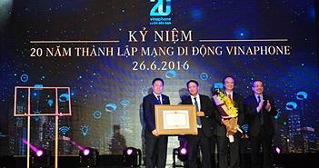 Năm 2020, VinaPhone sẽ nằm trong top các nhà mạng hàng đầu châu Á