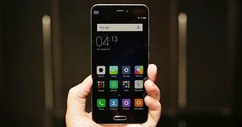 "Xiaomi lại sắp ""thả bom tấn"" với smartphone Mi 5S"