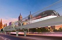 Tàu siêu tốc đi xuyên nước Úc hết 53 phút, đạt tốc độ chóng mặt 1.200km/h