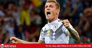 """Cộng đồng mạng """"truy lùng"""" người hùng Toni Kross sau trận Đức kết liễu Thụy Điển 2-1"""