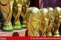 Cúp vàng FIFA World Cup 2018 được rao trên mạng giá 150 ngàn tại Việt Nam
