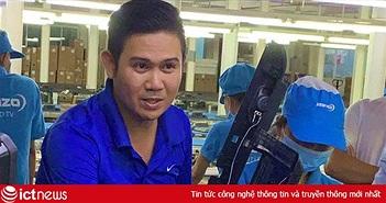 Asanzo nói gì trước cáo buộc 'Cạo tem Trung Quốc, dán tem Việt Nam'?