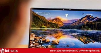 """Laptop Dell Latitude 7000 2-trong-1 dành cho đối tượng """"chuẩn"""" doanh nhân"""