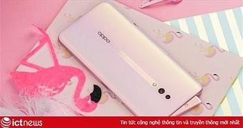 Oppo Reno có thêm phiên bản hồng ngọc trai, giá vẫn 12,99 triệu
