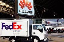 Điện thoại Huawei bị FedEx từ chối ship sang Mỹ