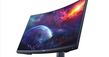 Bộ đôi màn hình chơi game mới nhất của Dell tương thích với Nvidia G-Sync