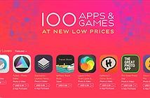 Apple tung ra đợt giảm giá còn 0,99$ dành cho 100 game và ứng dụng iOS nổi tiếng