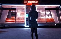 Cửa hàng bán lẻ tương lai ở Trung Quốc: không kiểm tra, không có nhân viên