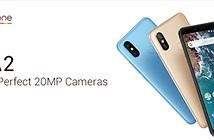 Xiaomi Mi A2 và Mi A2 Lite chính thức: Android One, cấu hình mạnh, giá từ 4,69 triệu đồng