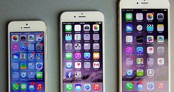iPhone chính hãng tăng giá hàng loạt
