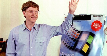Windows 95 bước vào tuổi 20!