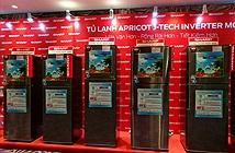 Sharp trình làng dòng tủ lạnh tiết kiệm điện thế hệ mới tại VN