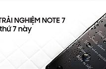 [Galaxy Note 7] Cần Thơ: Mời đăng ký offline Galaxy Note 7