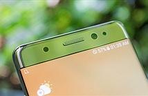 Trên tay Galaxy Note7 không có logo Samsung (bản Hàn Quốc), một SIM