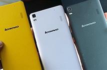 Điện thoại Lenovo được cài sẵn Microsoft Office, Skype, OneDrive
