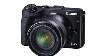 Canon ra mắt máy ảnh mirrorless mới vào cuối năm