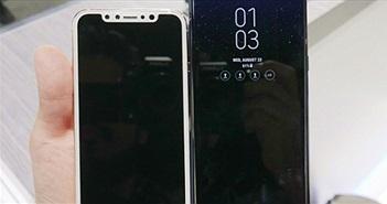 NÓNG: Trên tay iPhone 8 và Galaxy Note8 mới trình làng