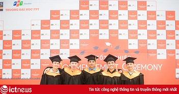 """""""Chê"""" lương khởi điểm hơn 20 triệu đồng, sinh viên FPT mở công ty riêng"""