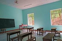 Canon tiếp tục tham gia xây tặng trường học tại Việt Nam