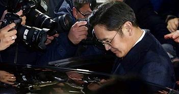 Samsung ra mắt flagship Note 8 giữa lúc lãnh đạo cấp cao sắp đối mặt án tù 12 năm