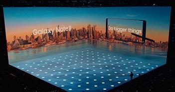 Những điểm nhấn trong sự kiện giới thiệu Galaxy Note 8