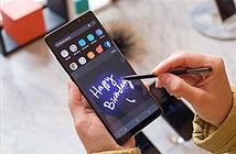 Galaxy Note 8 ra mắt với màn hình vô cực, camera kép, S Pen thông minh hơn