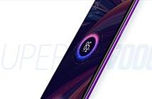 Oppo R17 Pro cảm biến vân tay trong màn hình, pin kép và ba camera sau