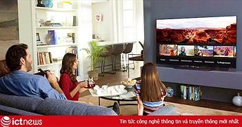 TV LG được tích hợp trí tuệ nhân tạo và trợ lý ảo của Google hỗ trợ đa ngôn ngữ